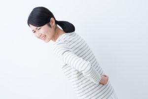 腰痛 女性